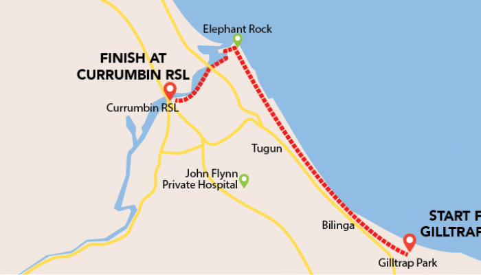 Route Map updated